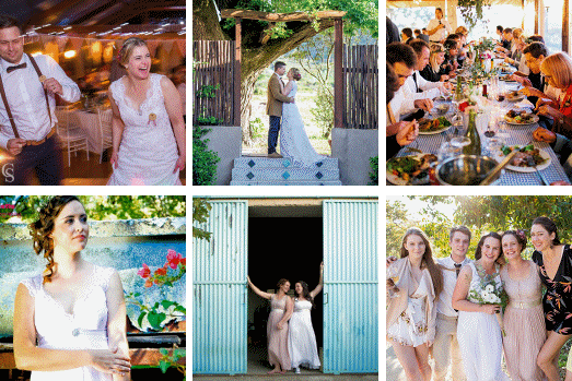 Wedding Photos Fynbos Wine Estate Venue