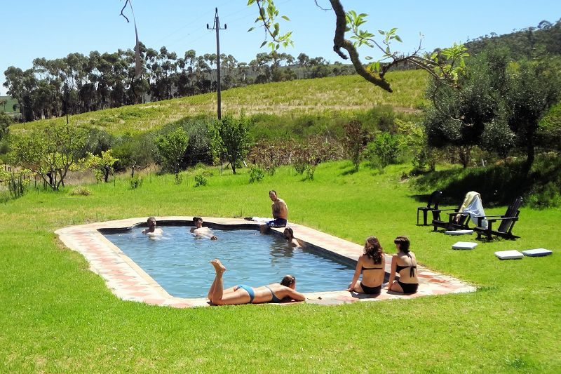 Guest Farm Getaways near Cape Town