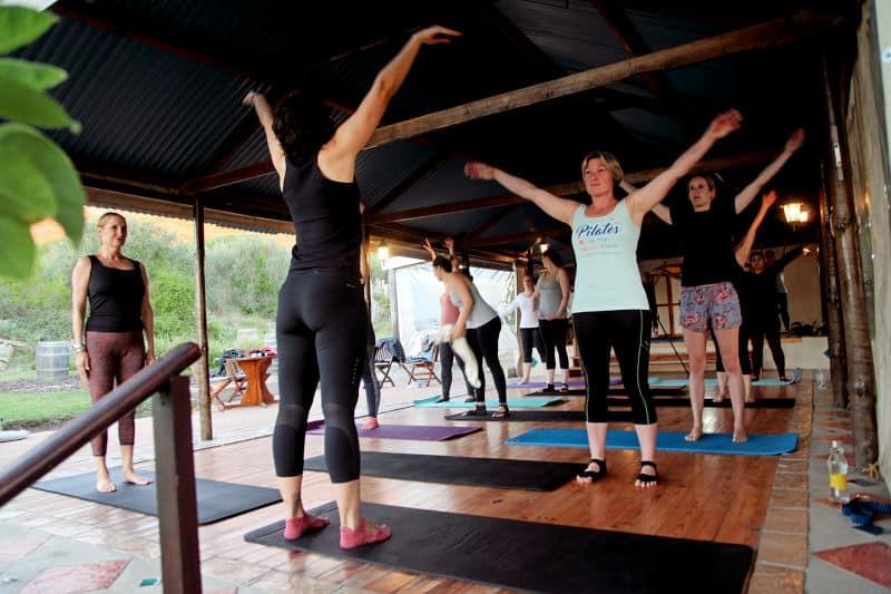 BEST MOVE Pilates Workshop