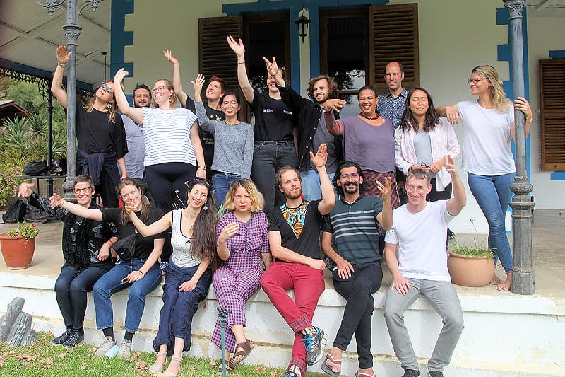 UCT Research and Design Workshop for Masters students in the Critical Urbanism Program