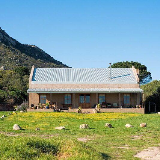 Honey Badger Farm Cottage